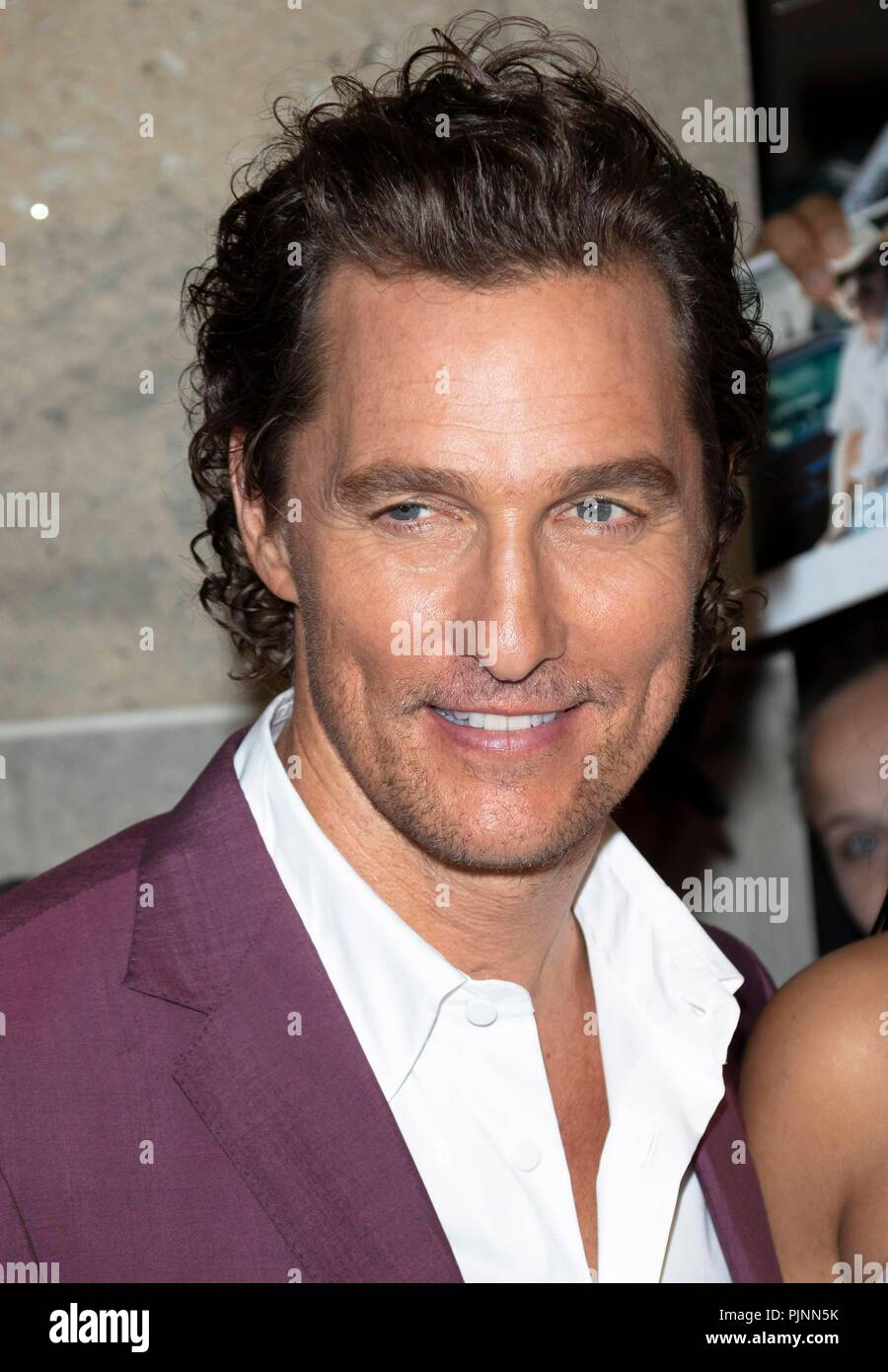 toronto canada 8th september 2018 matthew mcconaughey attends the premiere of 39 white boy rick. Black Bedroom Furniture Sets. Home Design Ideas
