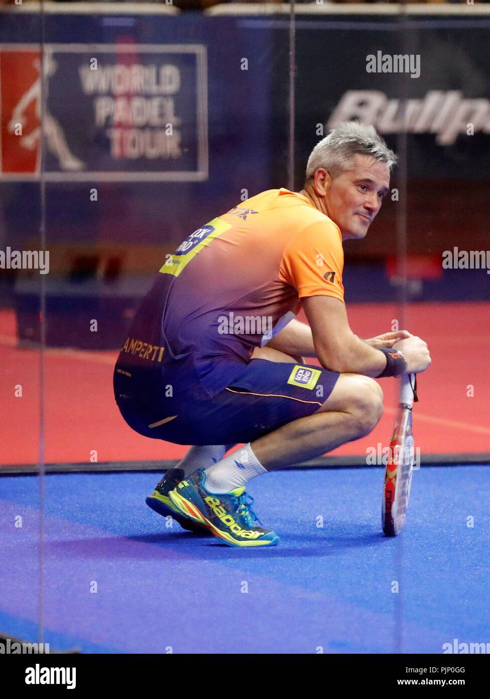 Miguel Lamperti And Juan Mieres Out Of Frame In Action Against