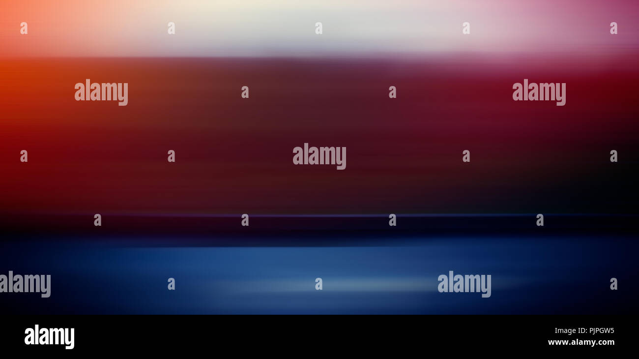 abstract blurred background, horizontal color lines and