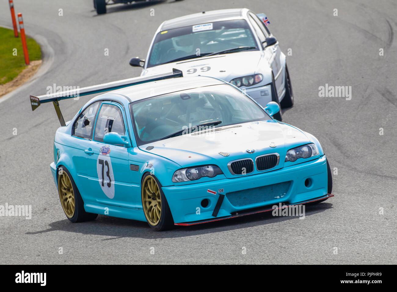 Bmw E46 M3 High Resolution Stock Photography And Images Alamy