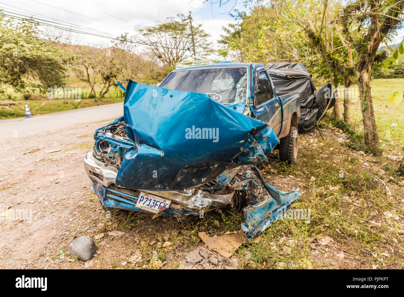 Car Smash Stock Photos Amp Car Smash Stock Images Alamy