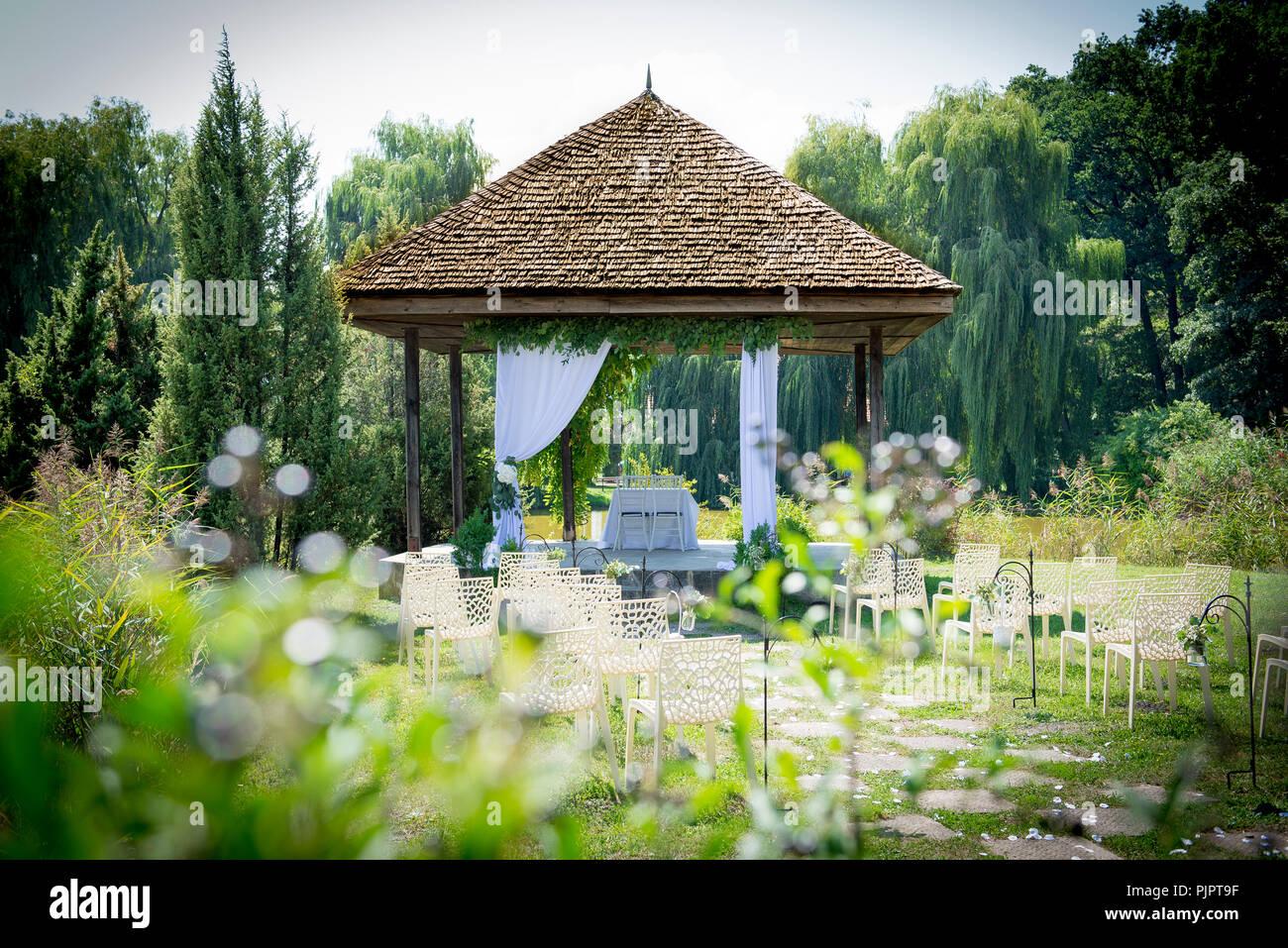 Wedding ceremony - Stock Image
