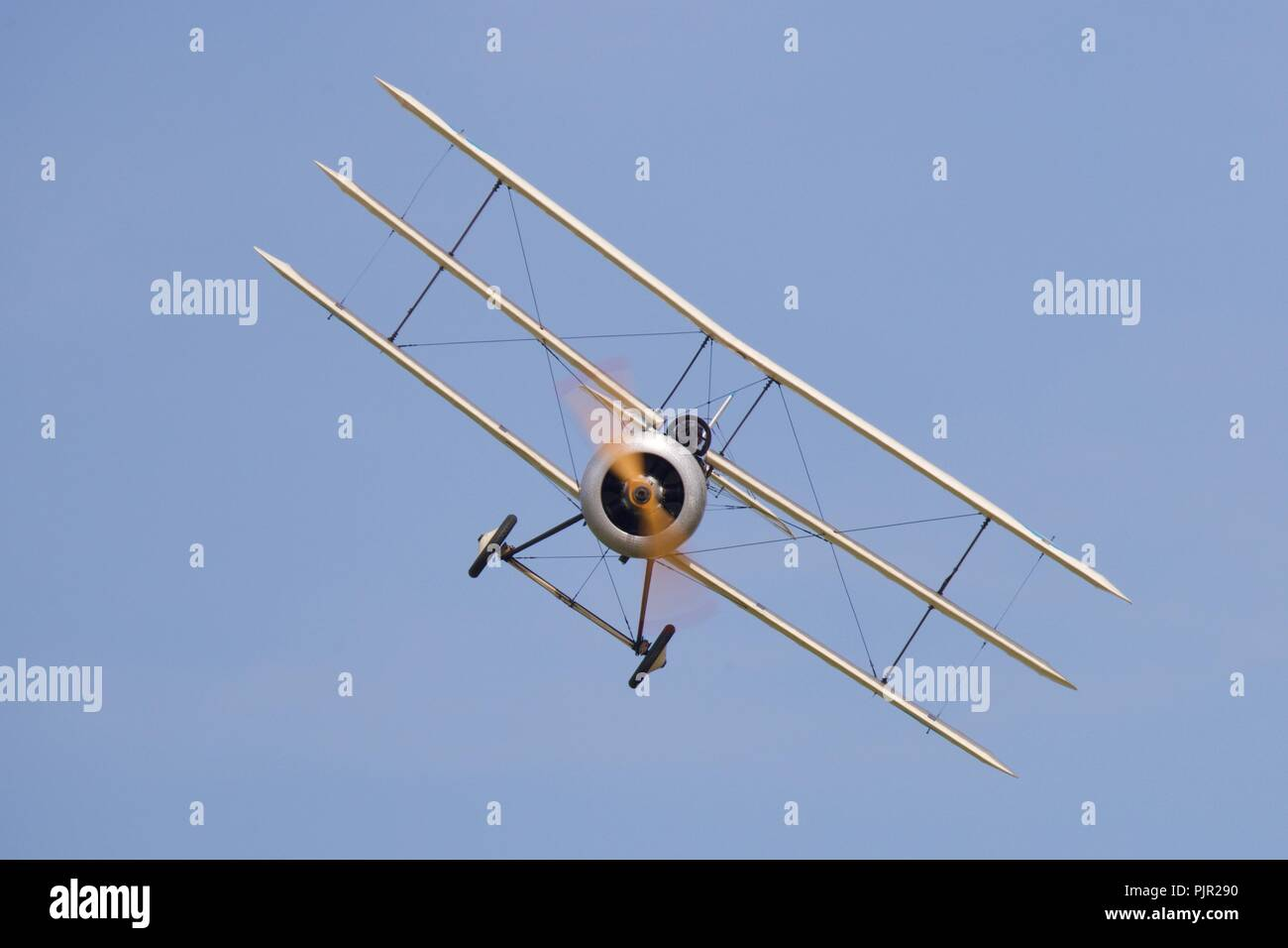 Bremont Great War Display Team - Sopwith Triplane N500 Stock Photo