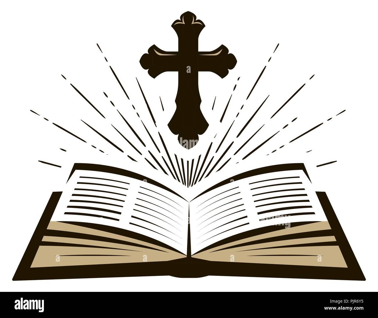 Vintage Leather Look Jeremiah Verse Bible Book Cover Large: Jesus Baptism Holy Spirit Stock Photos & Jesus Baptism