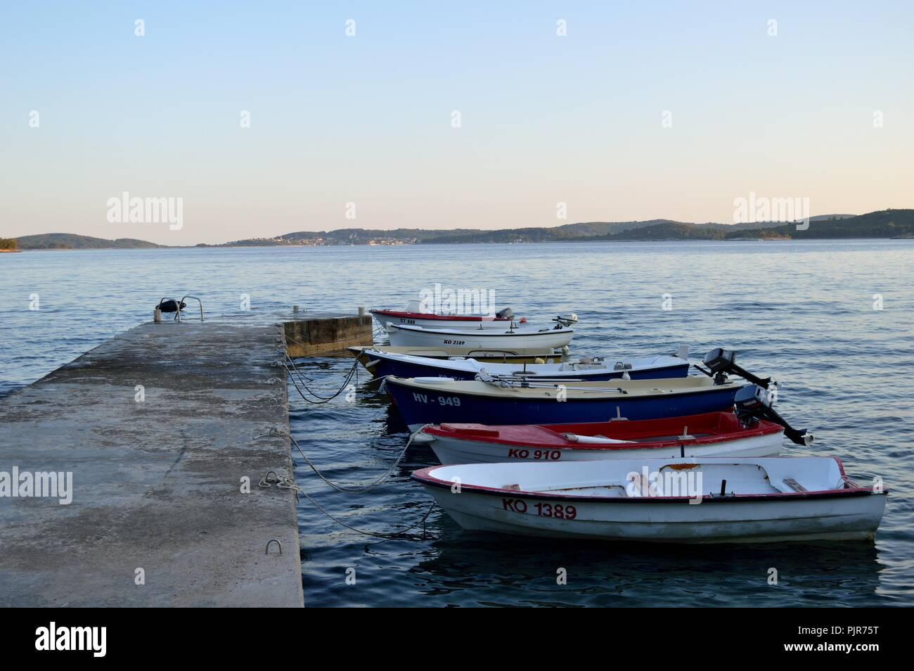 images of Croatia - Stock Image