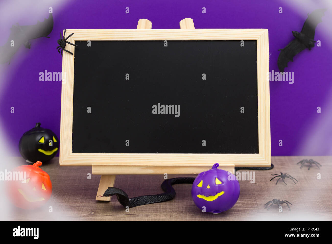 Bat Shaped Halloween Chalkboard Decorative Chalkboard Window Display