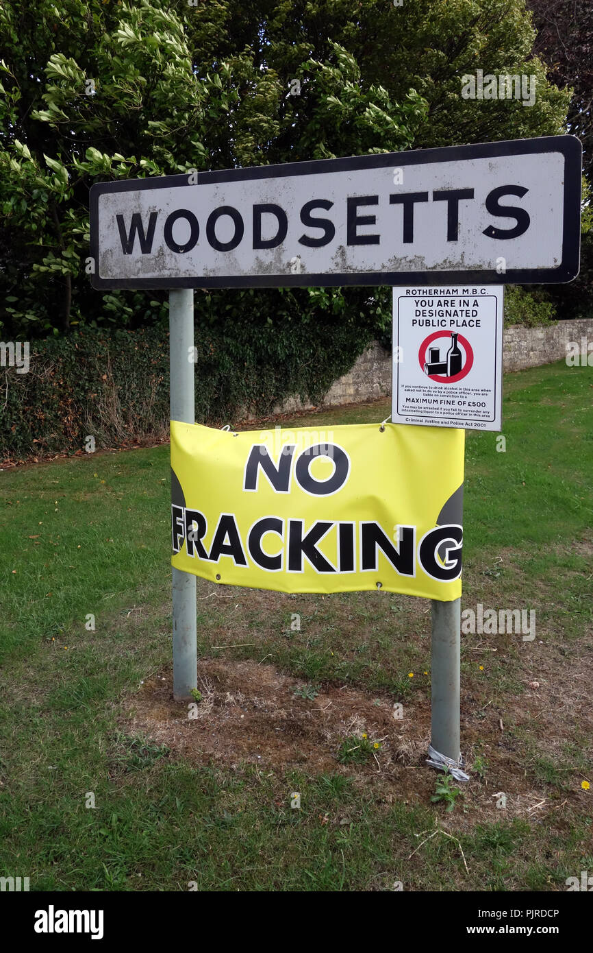 Yorkshire Fracking High Resolution Stock Photography And Images Alamy