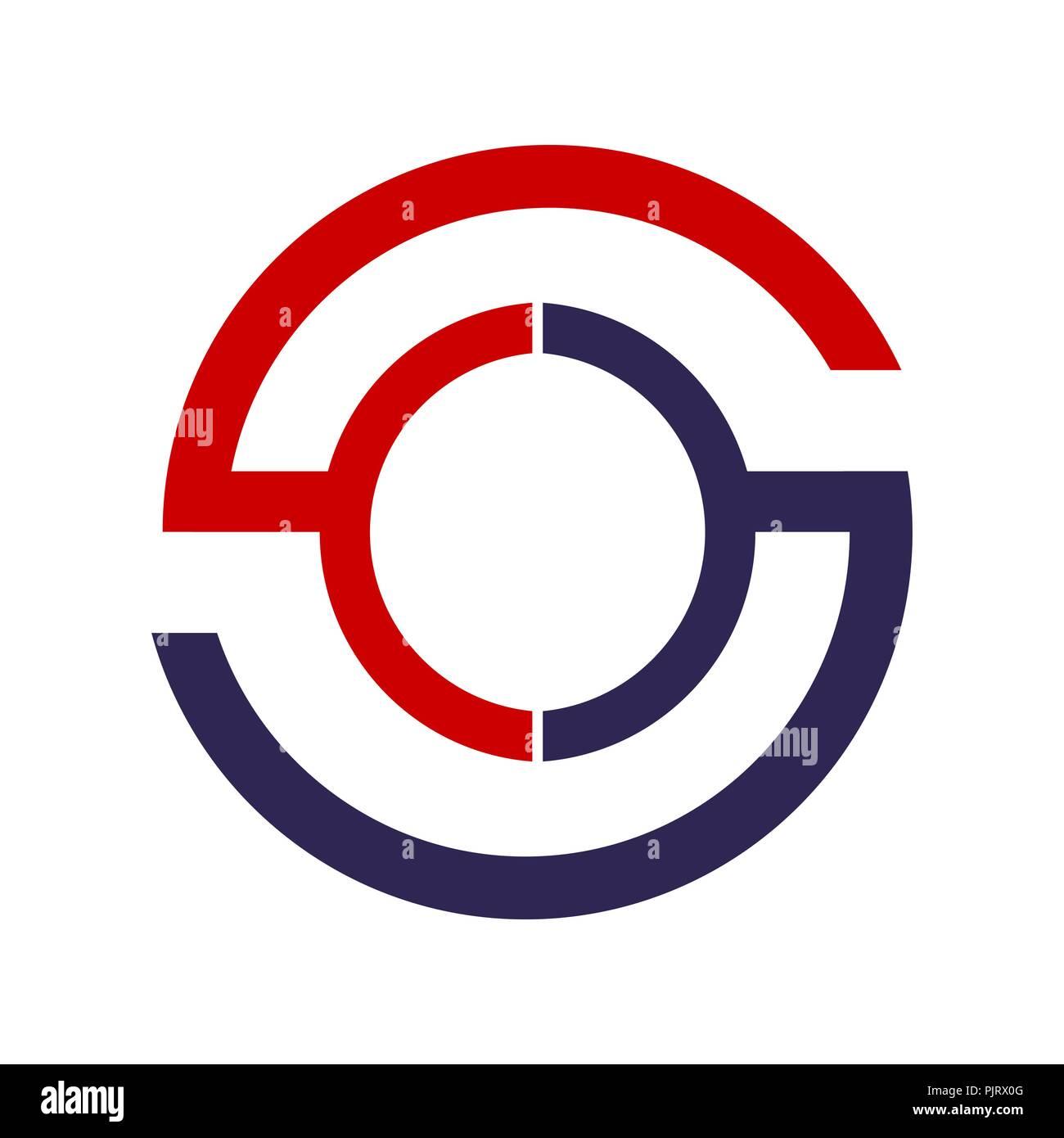 Circlelogo Template Black: 20+ Latest Abstract Vector Logo Design