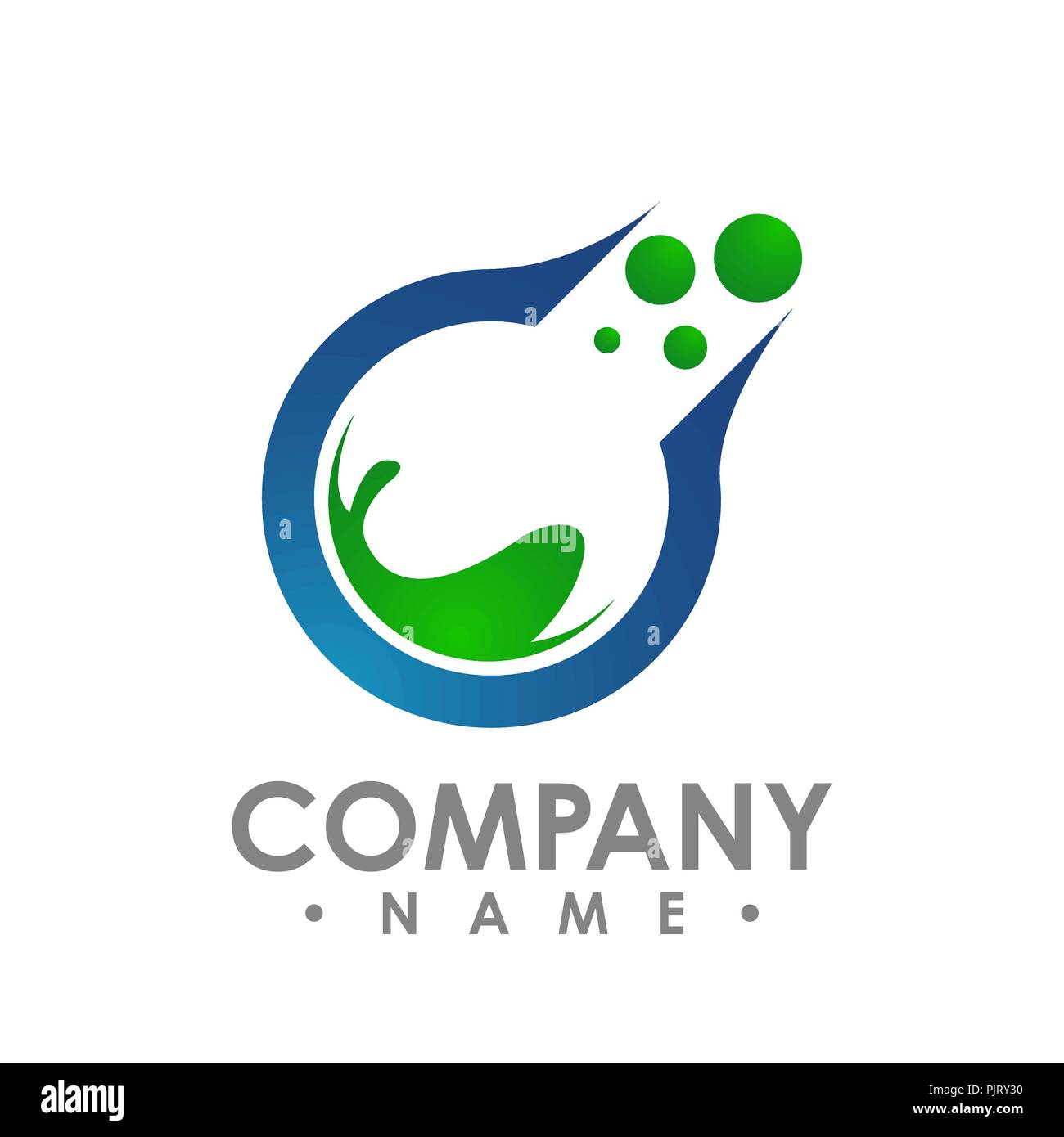 Logo And Business Card Template For Creative Studio Medical
