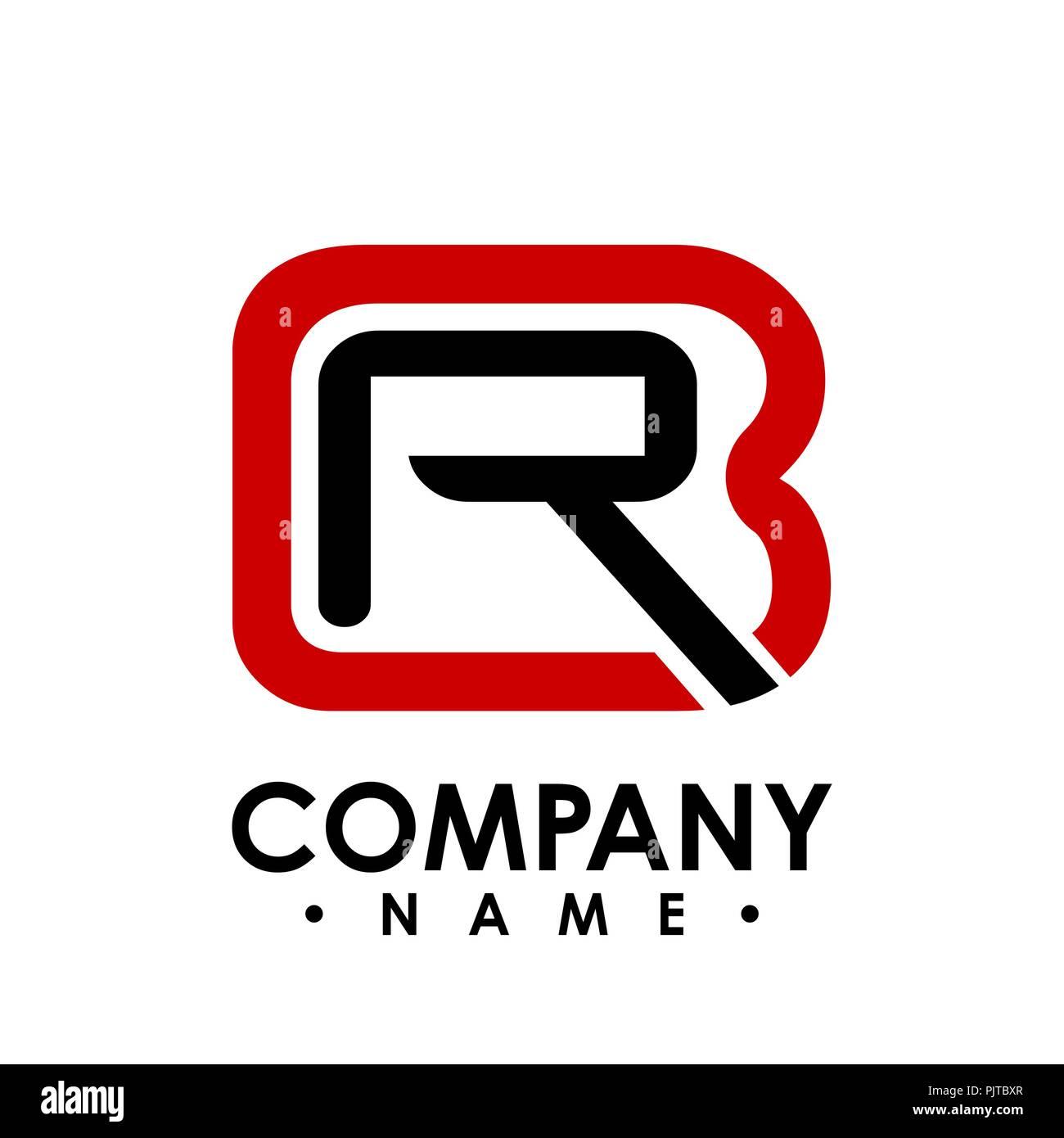 br letter logo design vector illustration template b letter logo vector letter b and r logo vector creative letter br letter logo