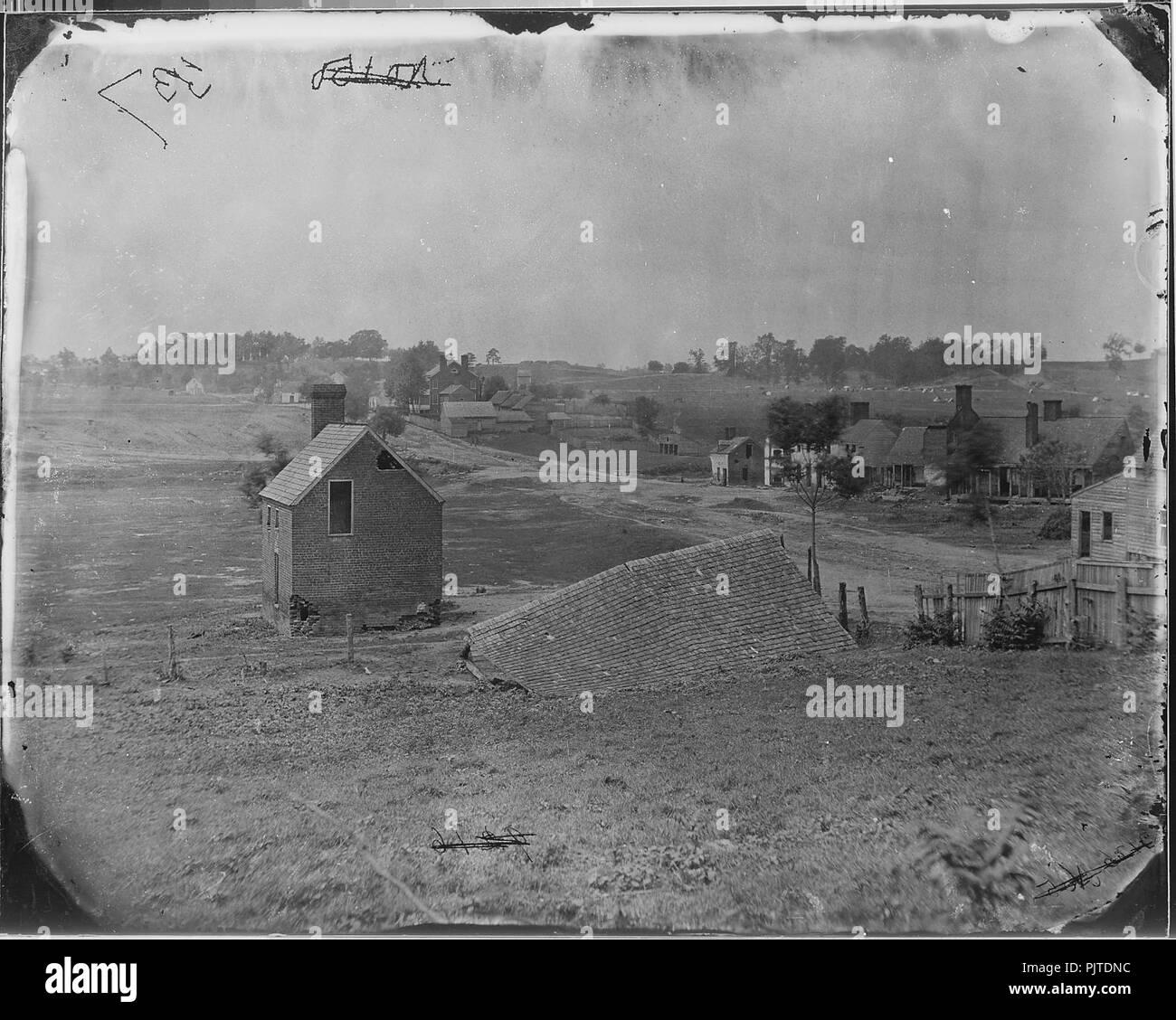 Fredericksburg Battlefield Stock Photos & Fredericksburg