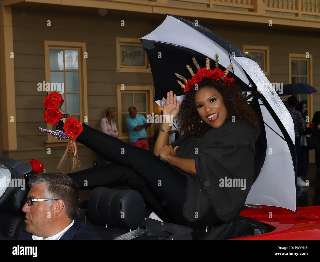 Atlantic City NJ USA Th Sep Miss Massachusetts Gabriela - Car show atlantic city 2018