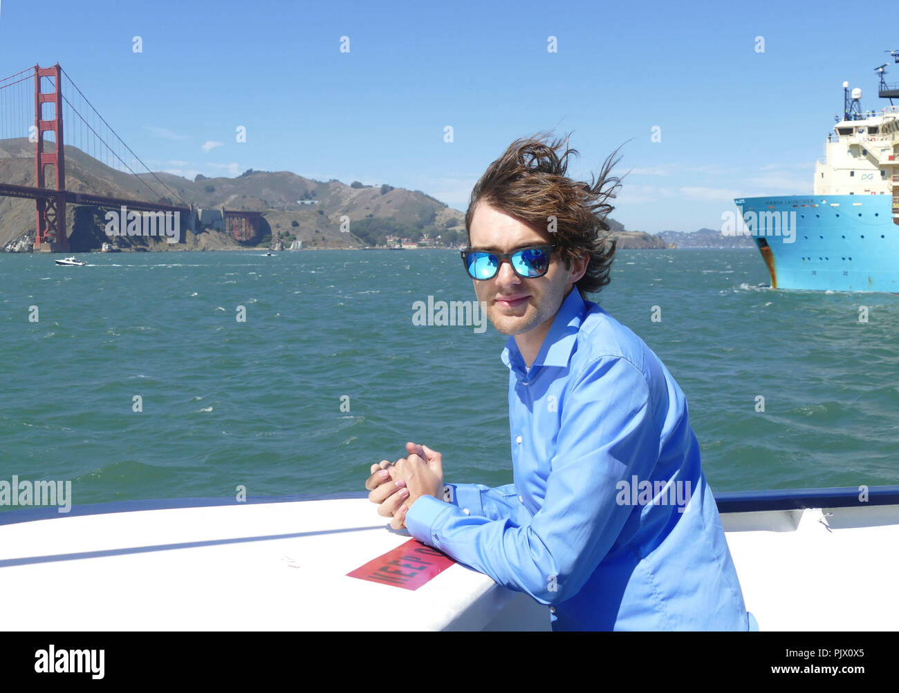 Boyan Slat Stock Photos & Boyan Slat Stock Images - Alamy