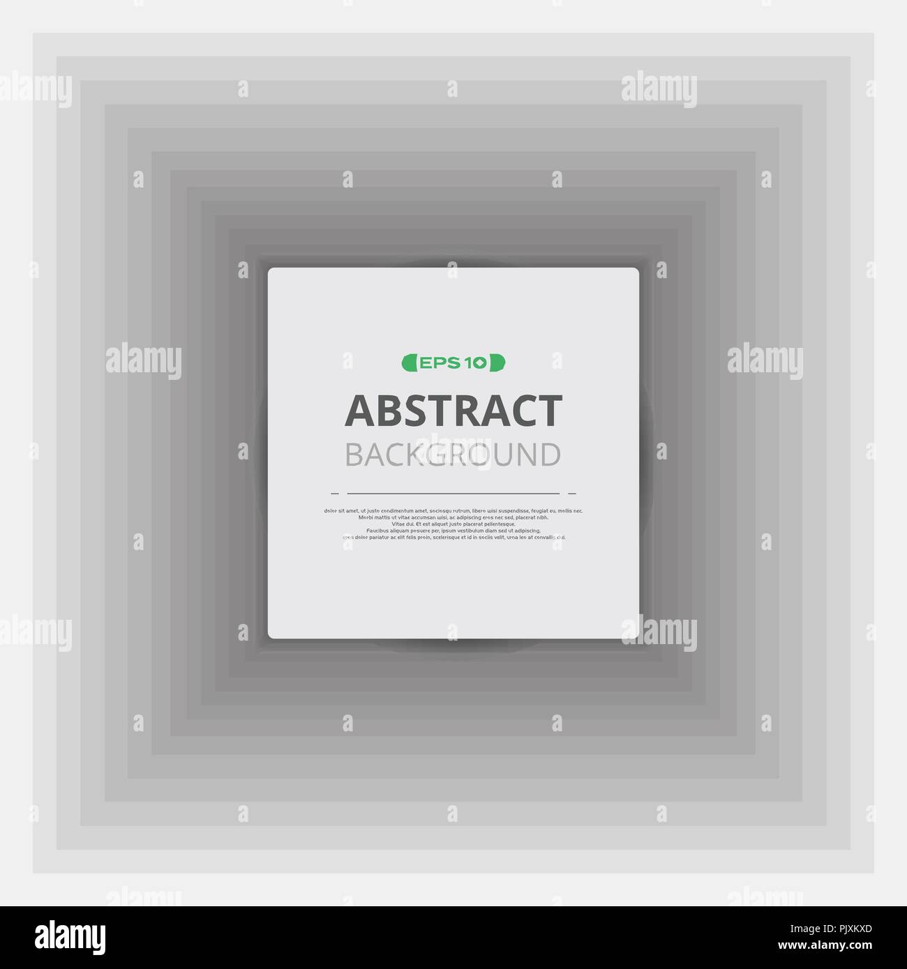 Abstract of free space geometric pattern background vector