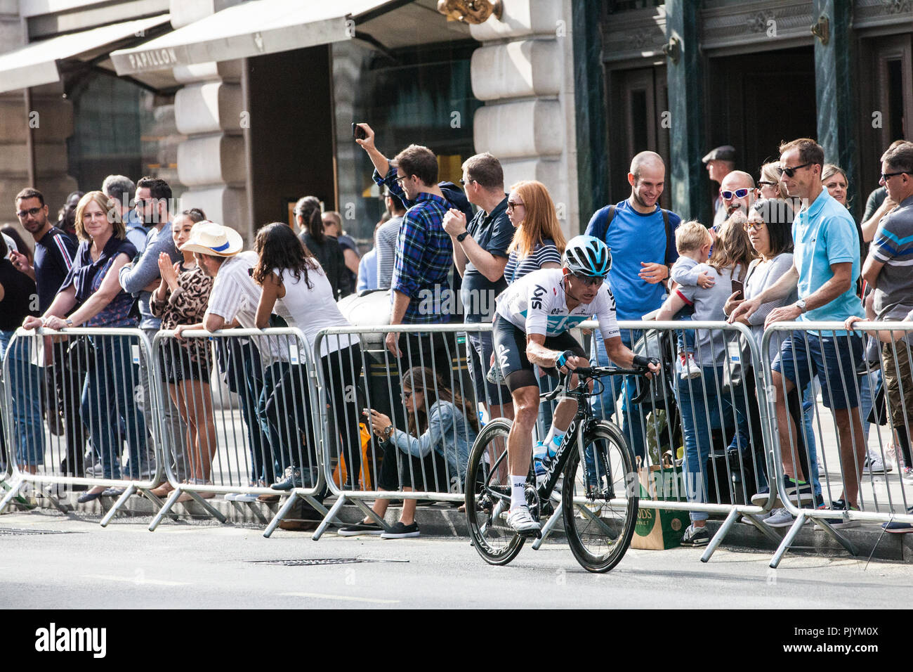 0ecfdbb24223 Tour Of Britain Uk Ovo Energy Cycling Stage Race Road Stock Photos ...