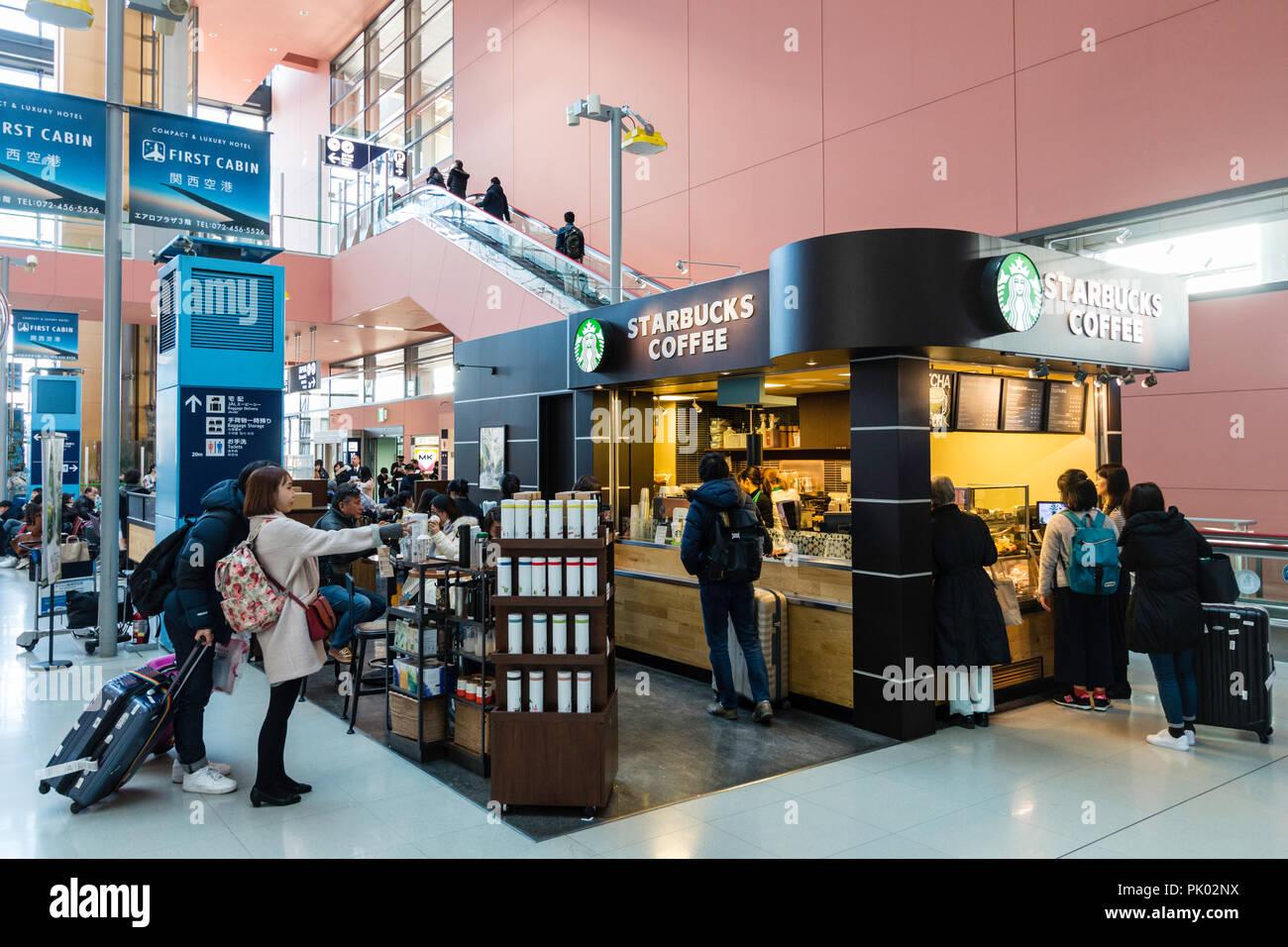 Starbucks Airport Stock Photos & Starbucks Airport Stock Images - Alamy