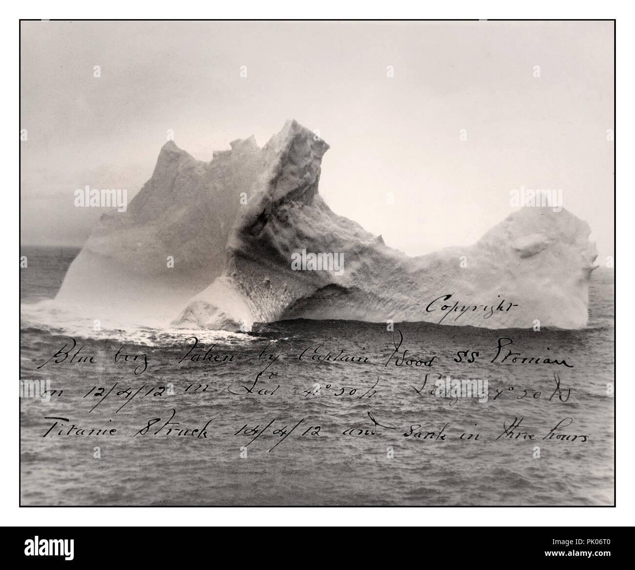 Iceberg Titanic Stock Photos Iceberg Titanic Stock Images Alamy
