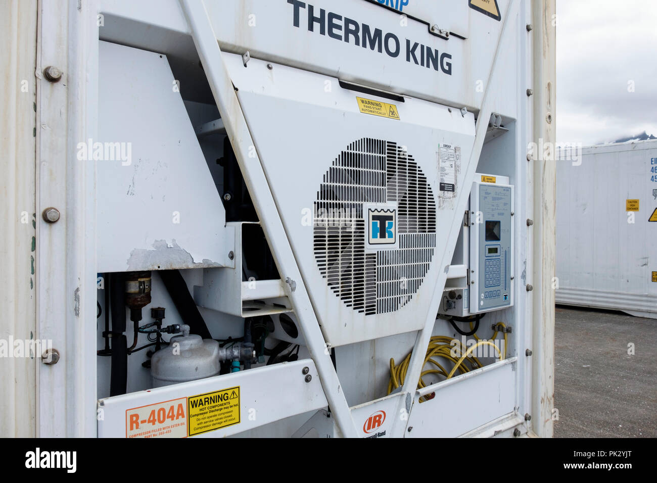 Temperature Control Stock Photos & Temperature Control Stock