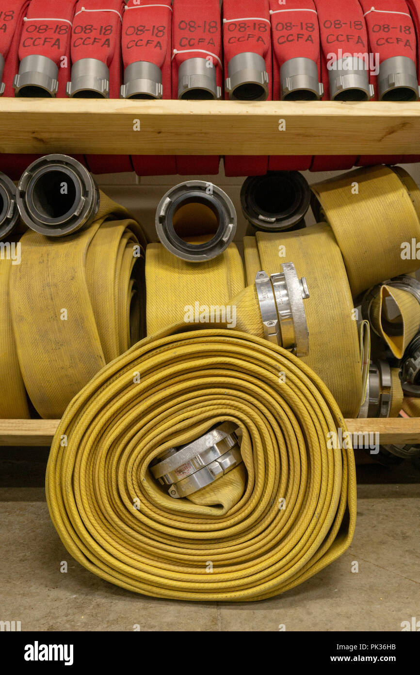 Coiled Water Hose Stock Photos & Coiled Water Hose Stock Images ...