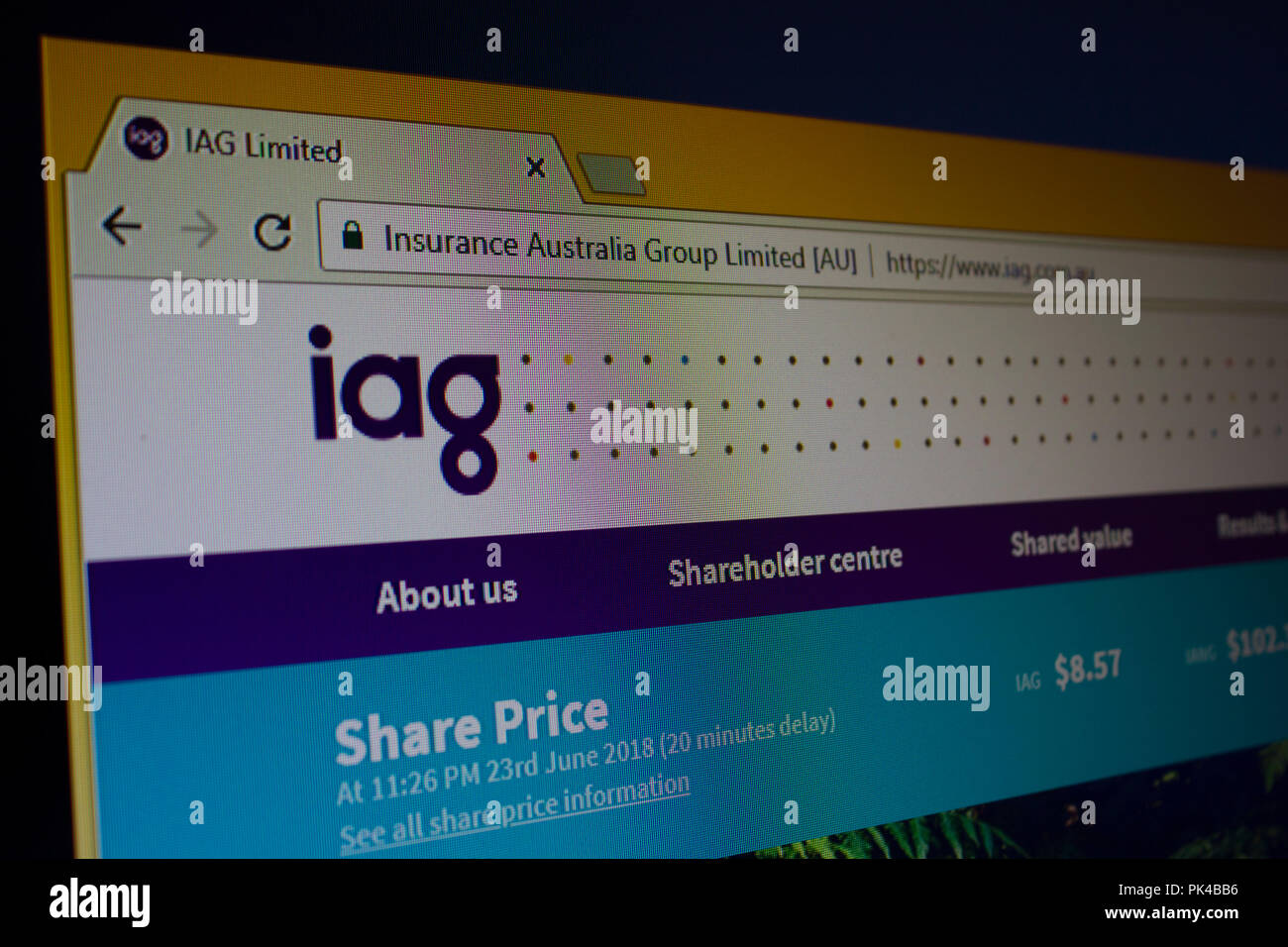 Iag Stock Photos & Iag Stock Images - Alamy