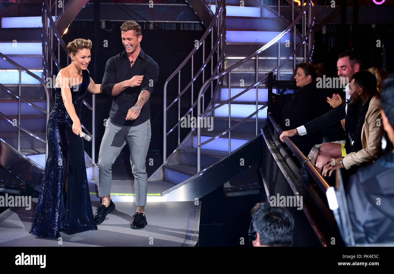 Celebrity Big Brother - Season 9 - 123Movies episode 1