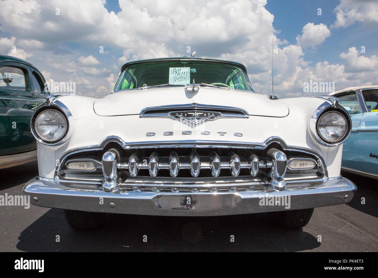 CONCORD NC USA September A DeSoto Automobile On - Car show charlotte nc