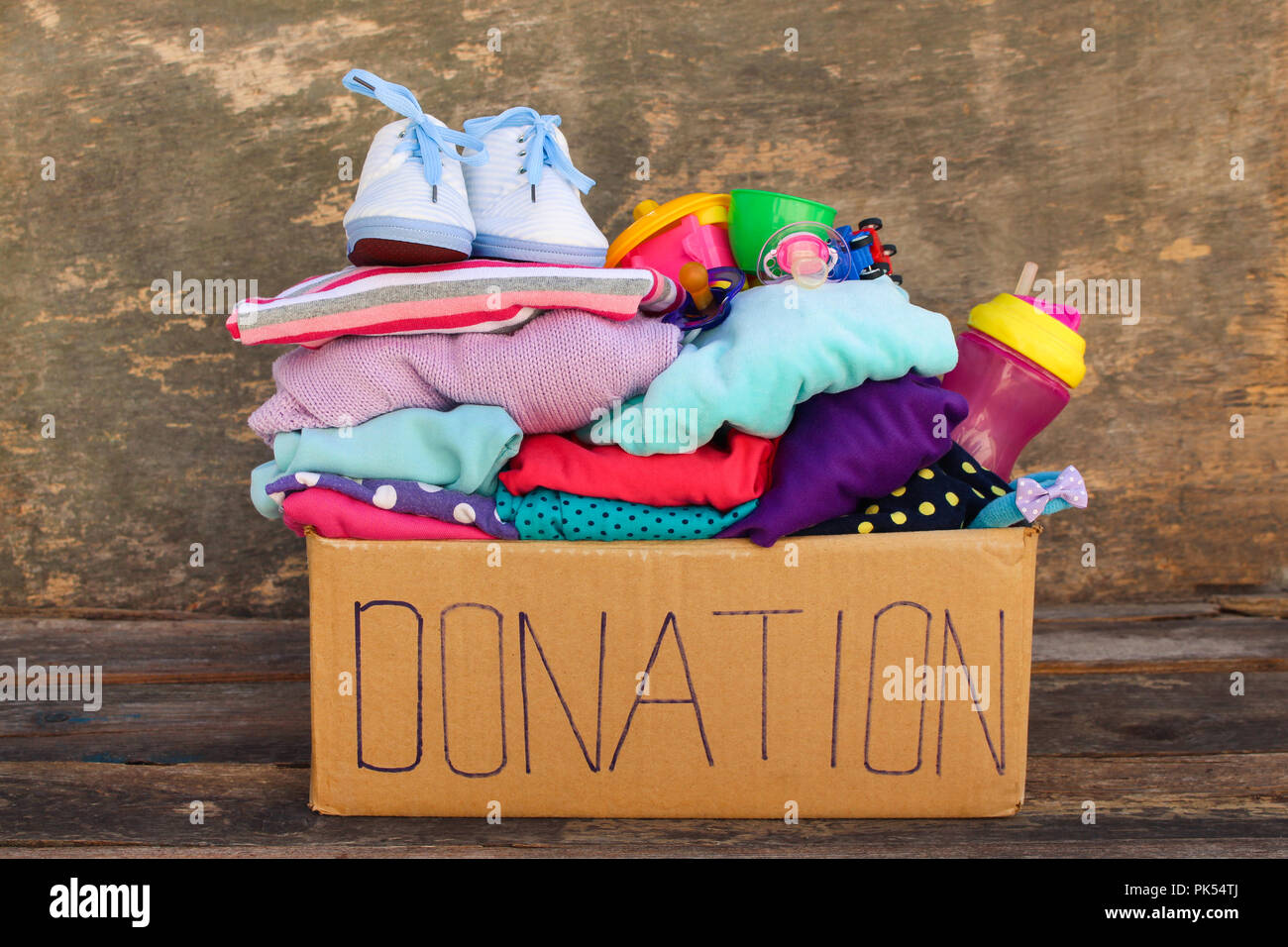 Clothing Donation Stock Photos Amp Clothing Donation Stock