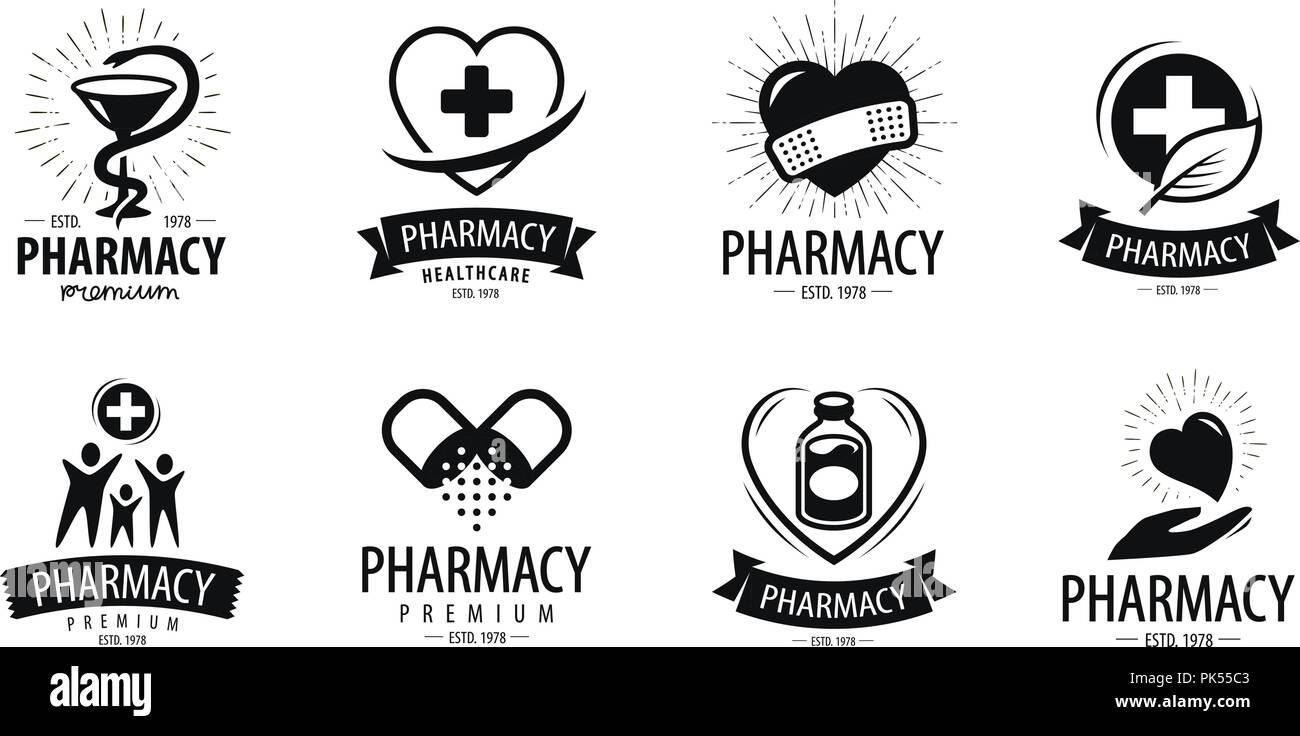 Pharmacy Logo Stock Photos Pharmacy Logo Stock Images Alamy