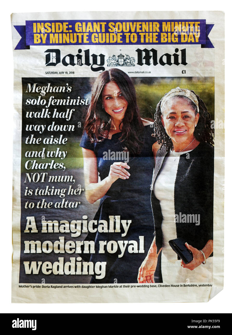 guide to the royal wedding daily