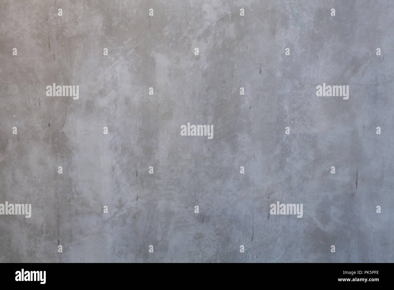 Light bare polished exposed cement texture pattern on house wall surface background. Detail backdrop, abstract design, interior architecture concept - Stock Image