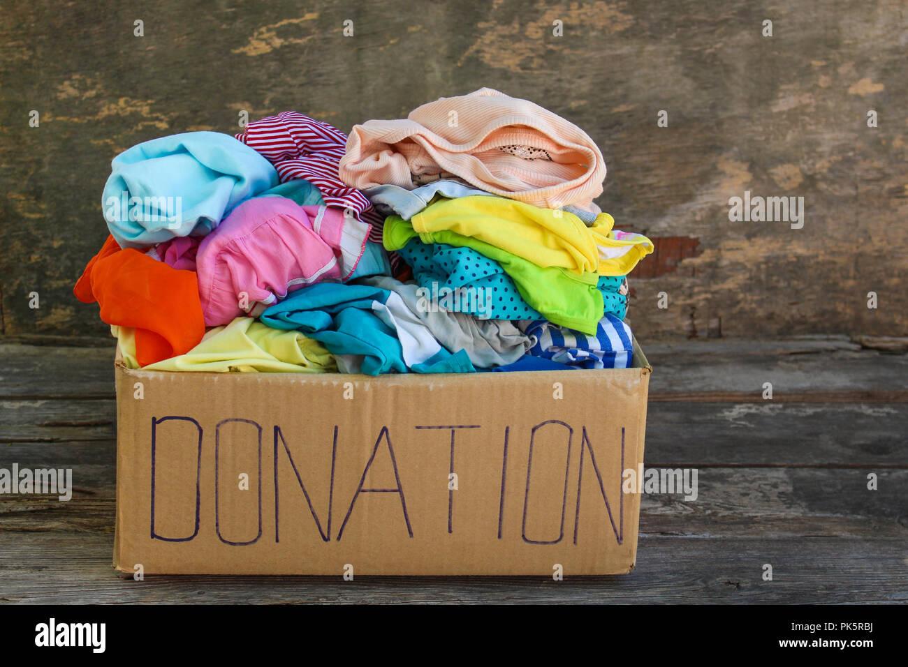 Donation Box Stock Photos & Donation Box Stock Images - Alamy