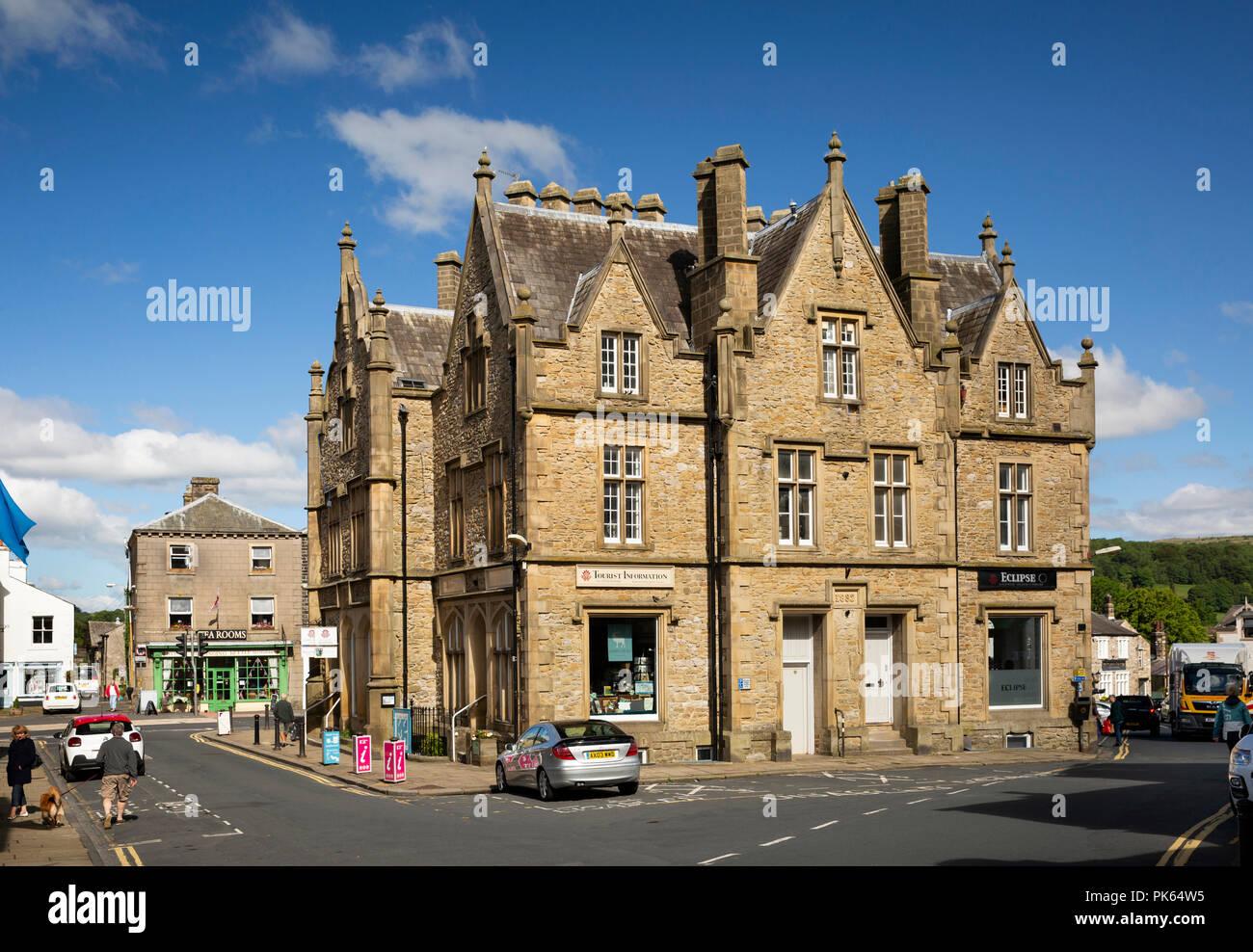 5 Bedroom Detached For Sale on Settle North Yorkshire
