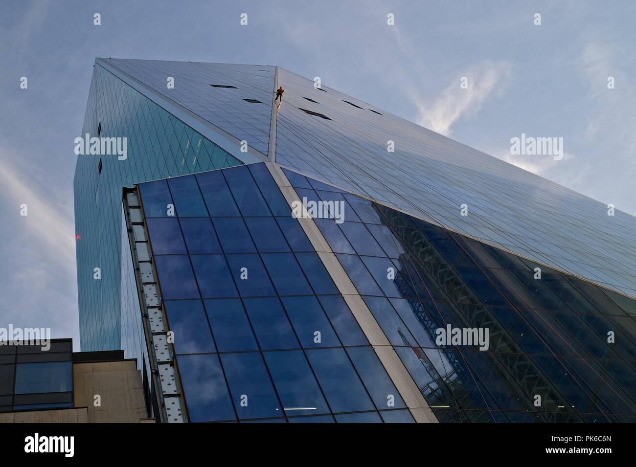 Scalpel, London's newest sky scraper - Stock Image
