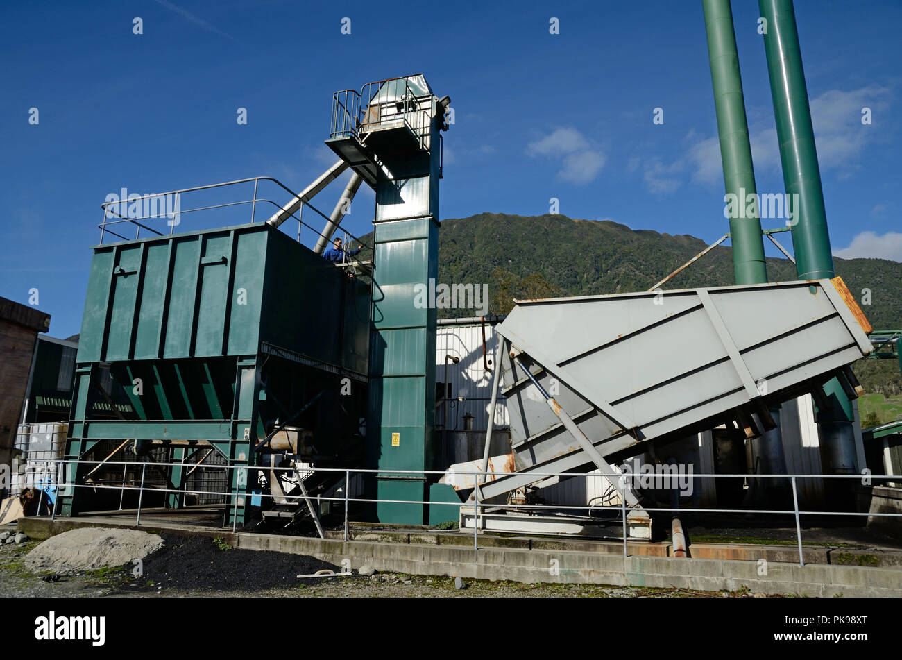 Coal Boilers Stock Photos & Coal Boilers Stock Images - Alamy