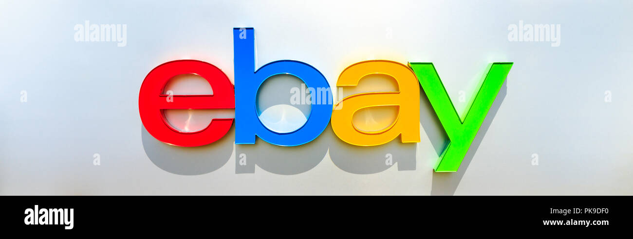Ebay Logo High Resolution Stock Photography And Images Alamy