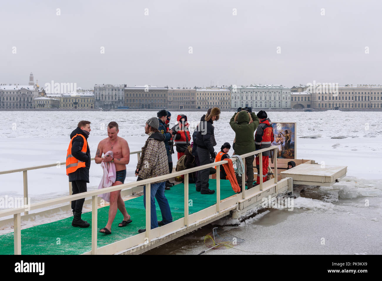 Where to bathe in Epiphany in Moscow (list of places)