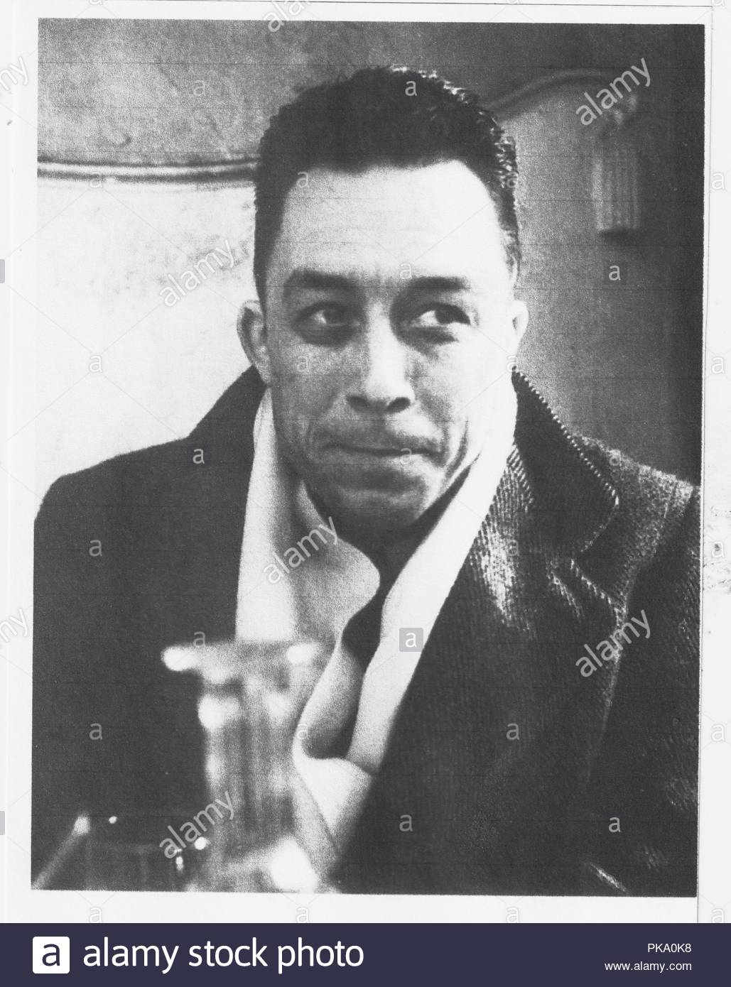 Albert Camus 7 November 1913 4 January 1960 Was A French Philosopher