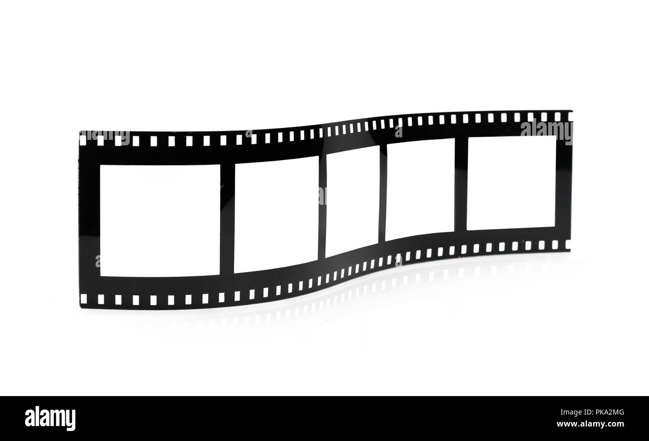 Old empty photo frame film roll mock up Stock Photo: 218424544 - Alamy