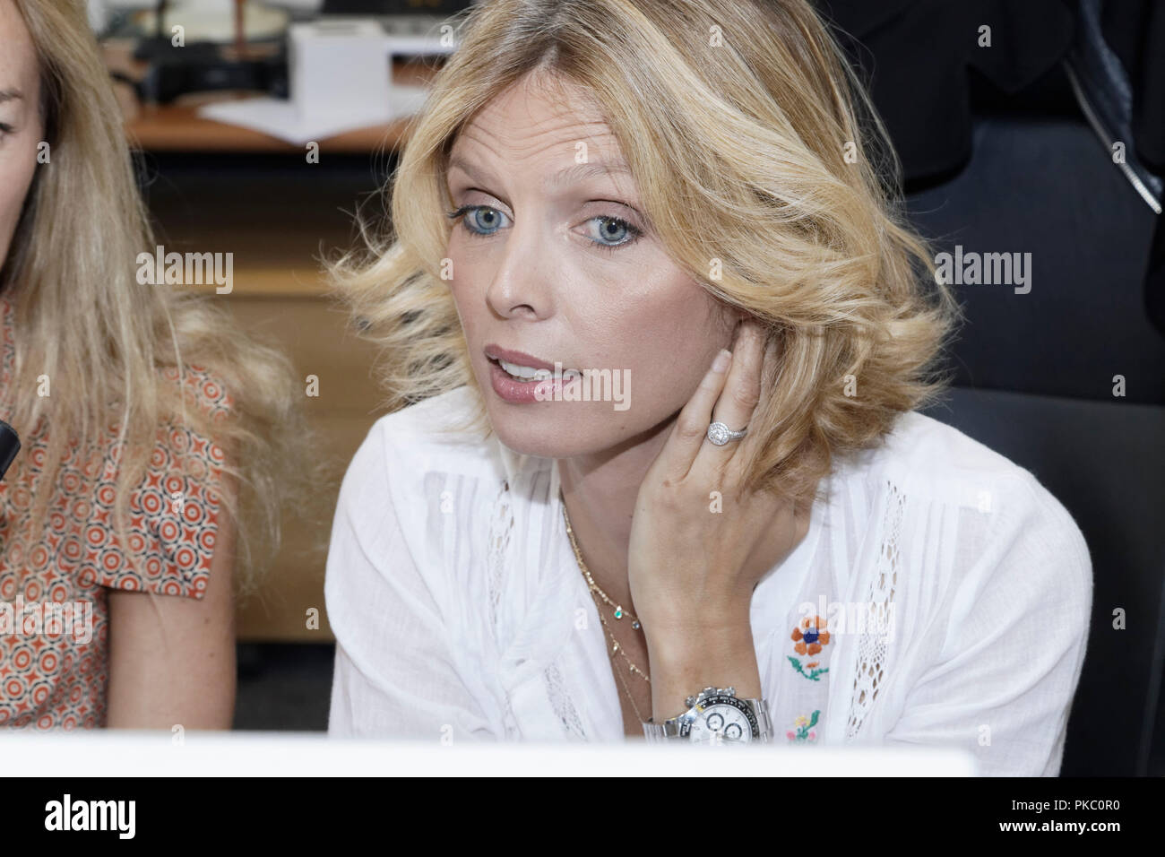 Sylvie Tellier High Resolution Stock Photography And Images Alamy