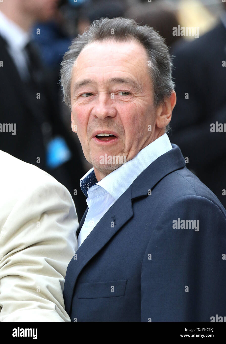 London, UK. 12th Sep 2018. Paul Whitehouse, King of Thieves - World Premiere, Leicester Square, London, UK, 12 September 2018, Photo by Richard Goldschmidt Credit: Rich Gold/Alamy Live News Stock Photo