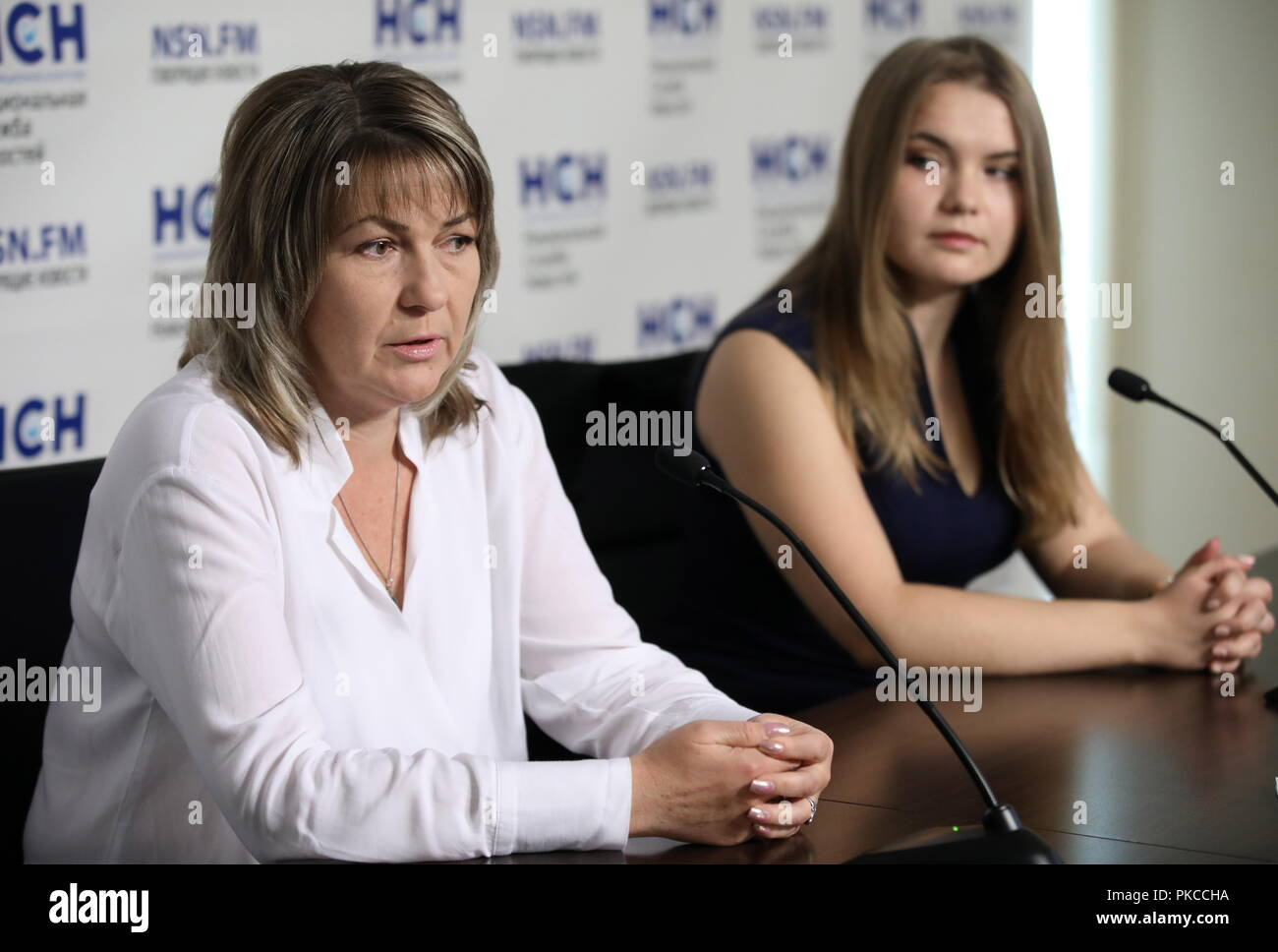 Wife of Anton Makarsky told about her burden to alcohol 17.05.2013 12