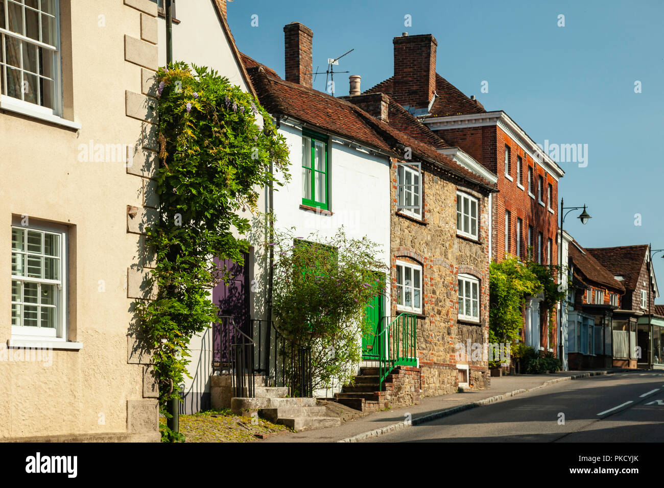 Petworth, West Sussex, England. - Stock Image