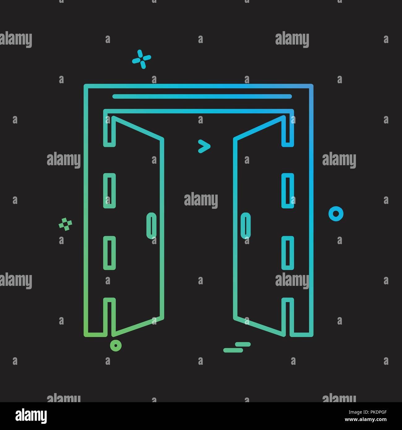 Icon Door Schematic - DATA WIRING •