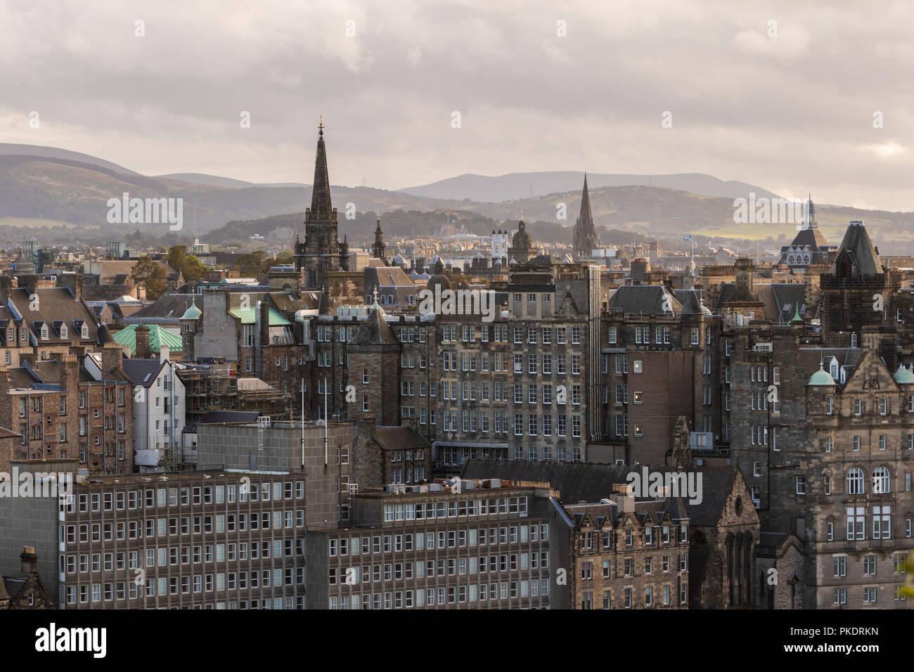 ea4c03a623b7 The Tron Kirk and Pentland Hills Edinburgh Skyline
