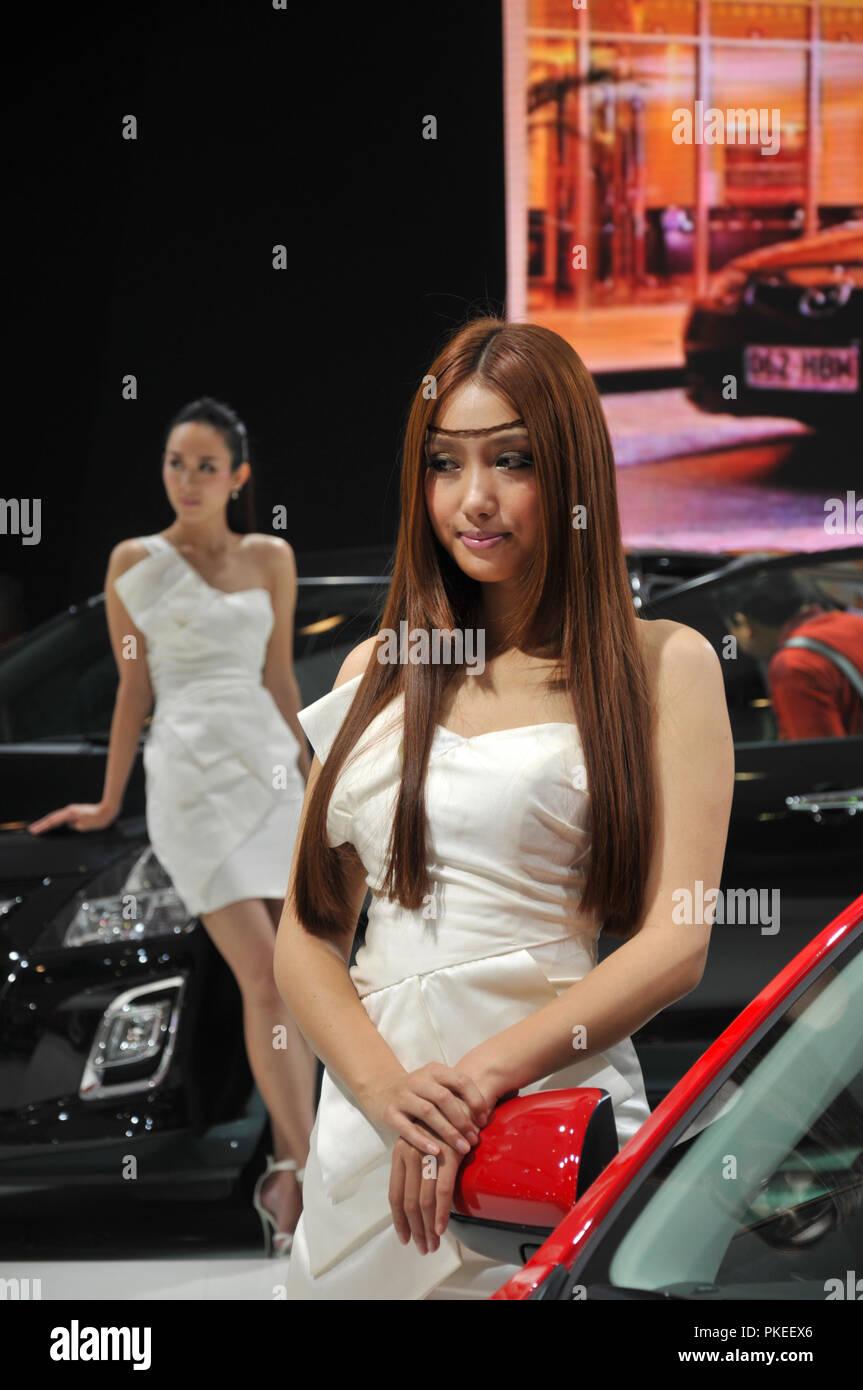 Car Show Models Stock Photos Car Show Models Stock Images Alamy - Car show models