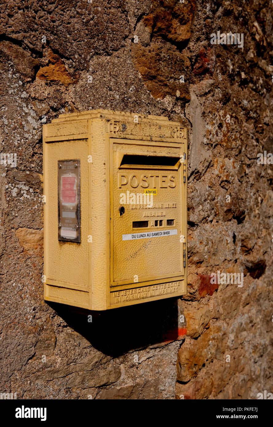 Pierre De L Yonne a post office-box in pierre-perthuis, in the yonne