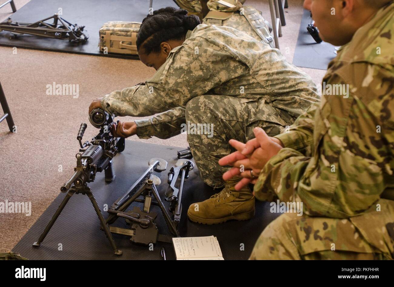 U S  Army Reserve Troop List Unit Soldiers conduct crew