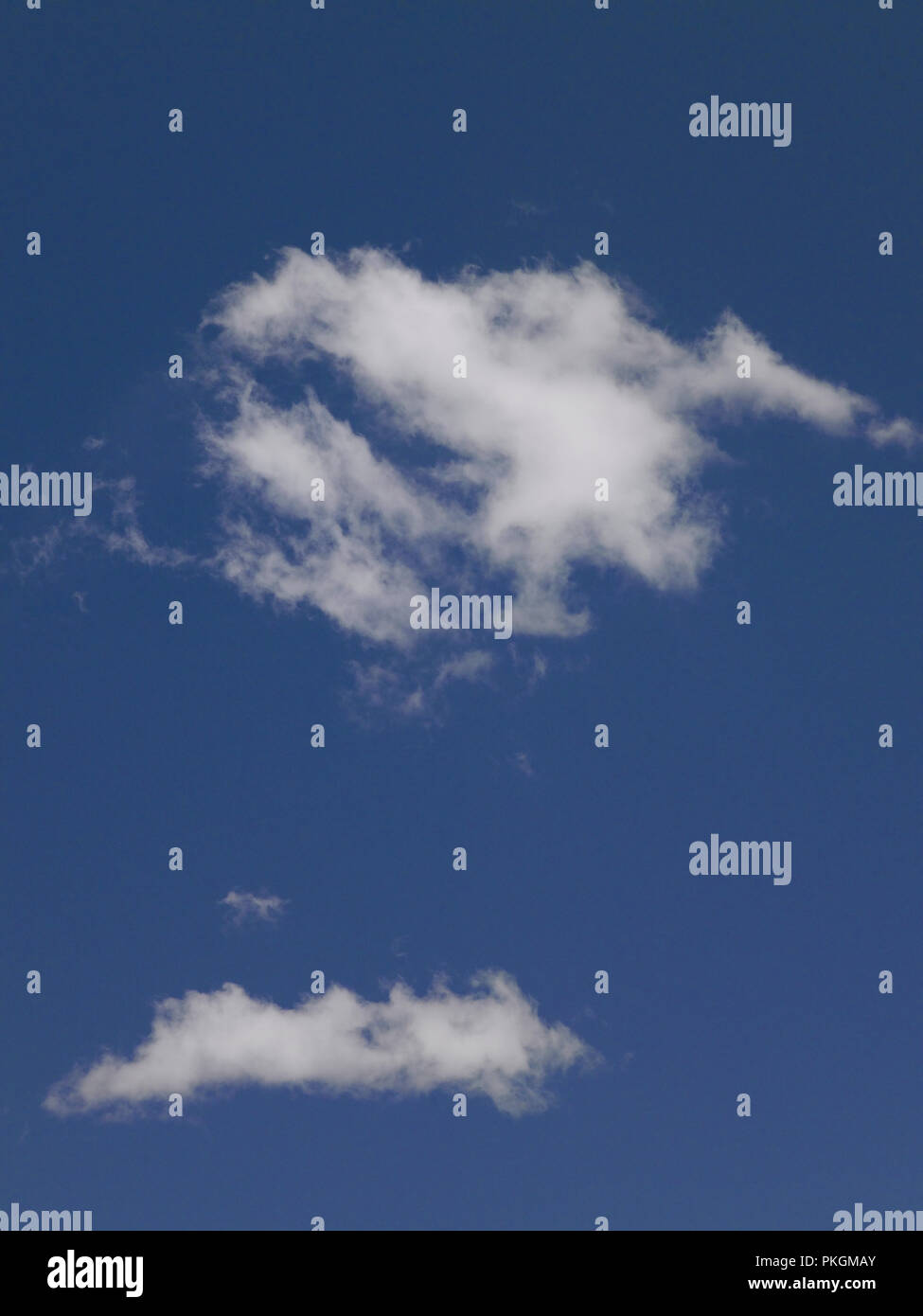 CLOUDS, LADAKH, JAMMU & KASHMIR, INDIA, ASIA, - Stock Image