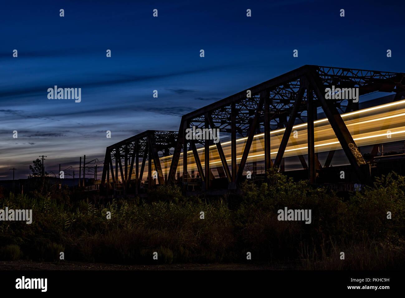 Newcastle australia - Stock Image