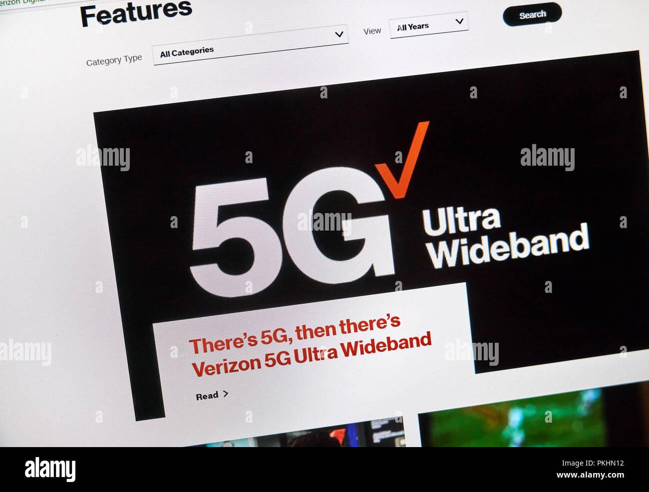 cellco partnership verizon wireless Cellco Partnership Stock Photos
